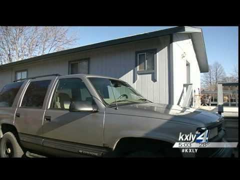 Unattended car stolen from Spokane Valley home