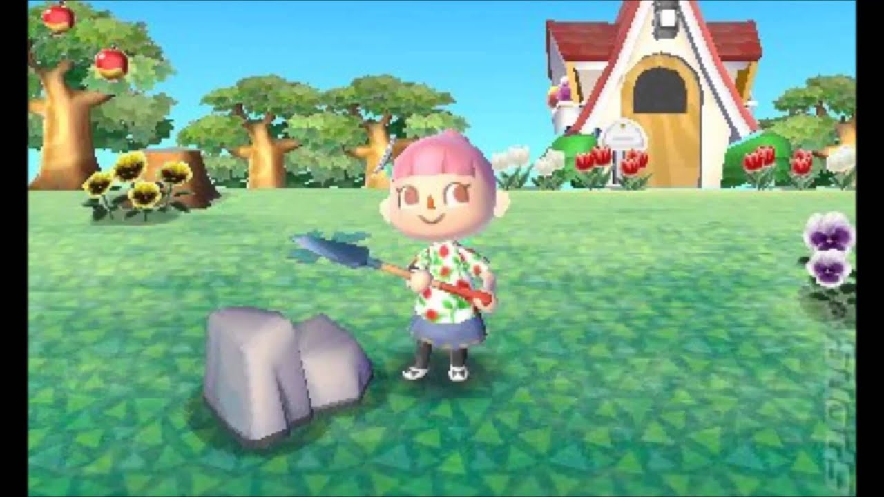 animal crossing 3ds rom download