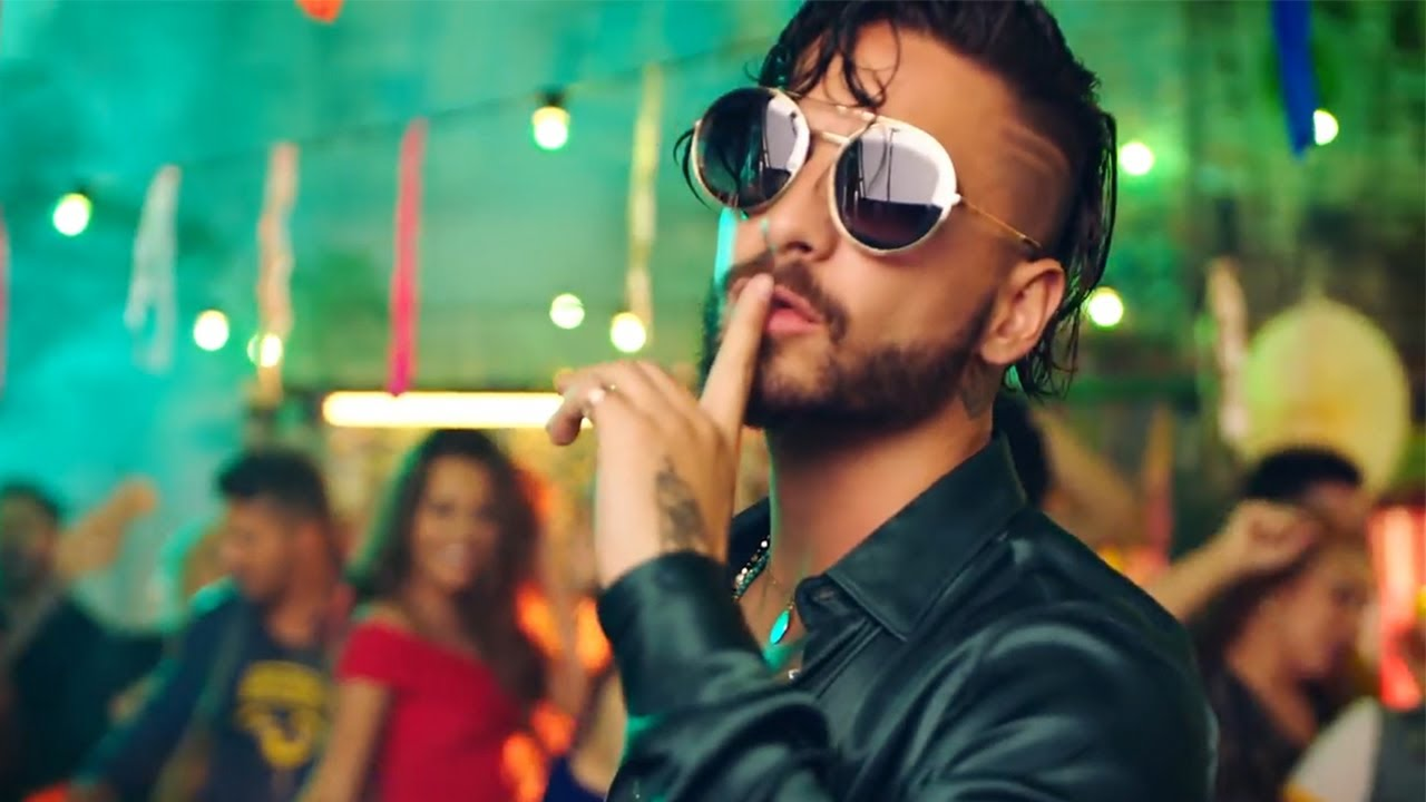 Top Latino Songs 2019 Maluma Nicky Jam Luis Fonsi Ozuna Becky G Bad Bunny Karol G Anuel Aa Youtube