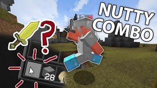 """""""Swordless Combo Clutch"""" - Hypixel Skywars Clips #17 - Minecraft // defib"""