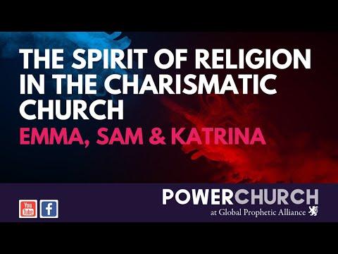 POWER CHURCH GLASGOW   Speaker: Deborah Finch