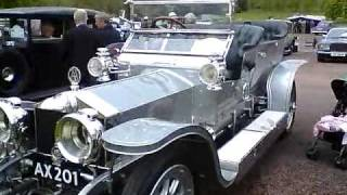 Rolls Royce Car Rally Windsor 1907 Silver Ghost