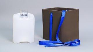 Кислород для вашего пруда и водоема. ОКСИДАТОР W Maxi (40000 л.). Распаковка и сборка.