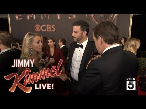 Jimmy Kimmel's Emmy Night