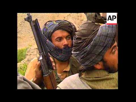 Taliban Forces Threaten New Offensive North of Kabul, Taliban Forces Launches Offensive on Governmen