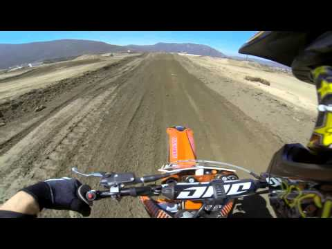 GoPro HD:  Davi Millsaps on KTM