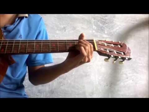 Part1 Tutorial Gitar Alexa - Dewi (akustik full)
