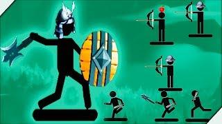 ВИКИНГ КОВБОЙ ПРОТИВ ВСЕХ - Игра The Vikings прохождение. Игры для андроид