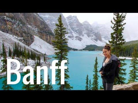 Exploring BANFF & LAKE LOUISE   Alberta, Canada