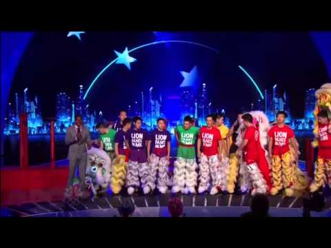 Lion Dance Me: Top 48 Q2 ~ Americas Got Talent 2012