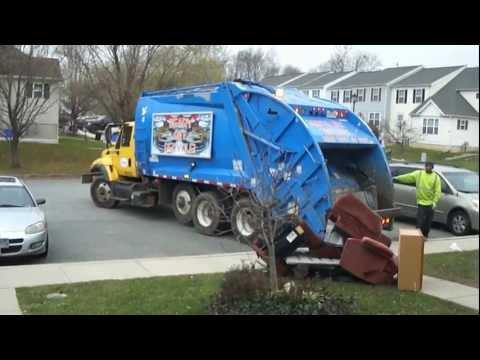 Aberdeen Garbage Truck