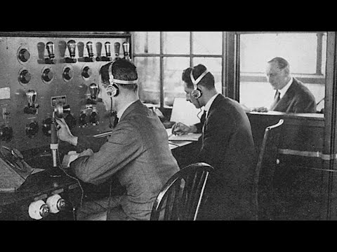 Inside The World's First Air Traffic Control Tower