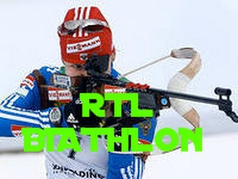 RTL Biathlon 2009 - обзор игры