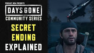 Days Gone SECRET ENDING EXPLAINED!