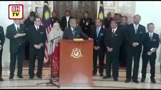 Tun Dr Mahathir: SST to kick in Sept, bye bye to HSR