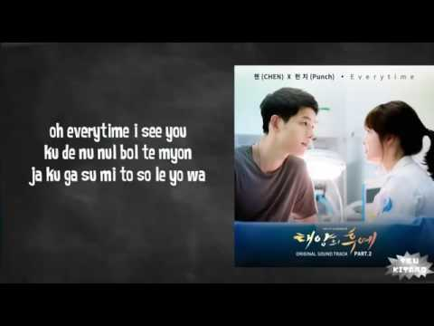 Every time I see you lyrics ( Korean song ) English suntitle
