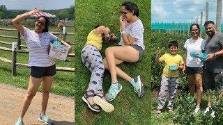Anchor Anasuya Enjoying The Vacation With Her Family In America | Jabardasth Anasuya | Friday Poster