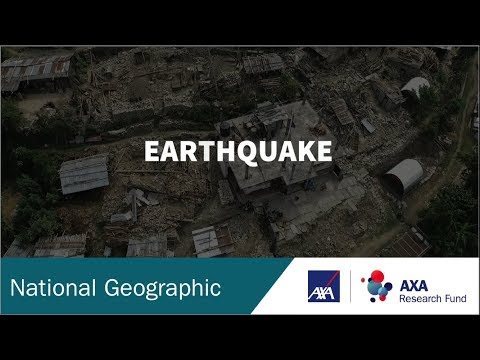 Resilient Cities | Earthquakes: Exploring Early Warning Systems | Ep#4 | AXA Research Fund