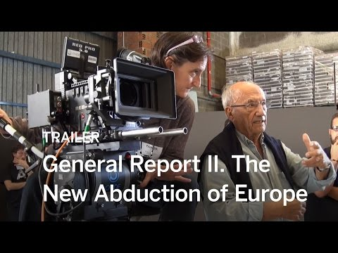 GENERAL REPORT II. THE NEW ABDUCTION OF EUROPE Trailer | Festival 2016
