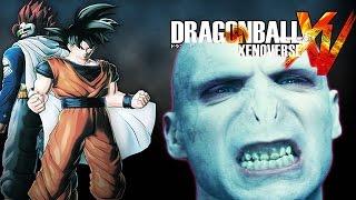 VOLDEMORT SAVIOR OF TIME | Dragon Ball Z Xenoverse