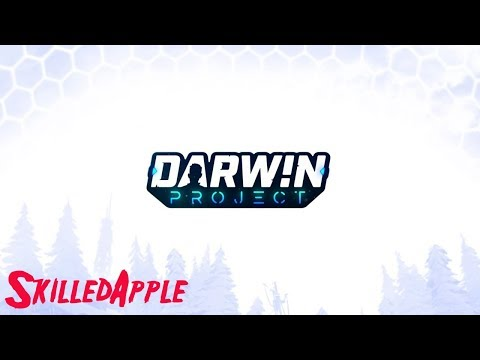 [TOP 100] The Darwin Project Xbox One Gameplay | Let's get top 50 this week?! | Skilled Apple