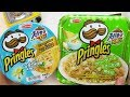 Pringles Ramen and Yakisoba Noodles