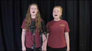 """What is this Feeling"" (Wicked) COVER by Holly Adams and Olivia Hallett"
