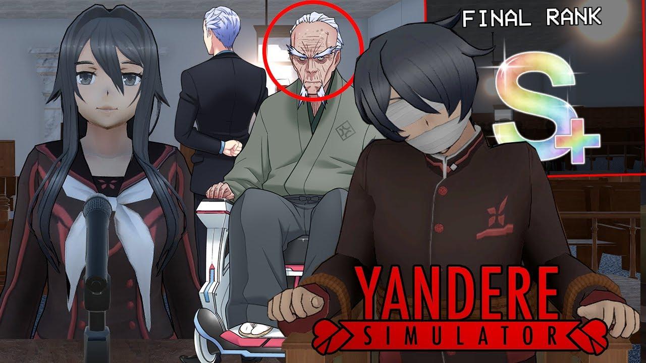 Download DISCOVERING SENPAI'S TRUE IDENTITY BY GETTING YANDERE SIMS SECRET ENDING   Yandere Simulator