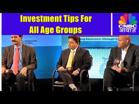 Investment Tips For All Age Groups | SIP Investment | Pehla Kadam | CNBC Awaaz