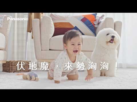 Panasonic日本製空氣清淨機 - 地毯篇