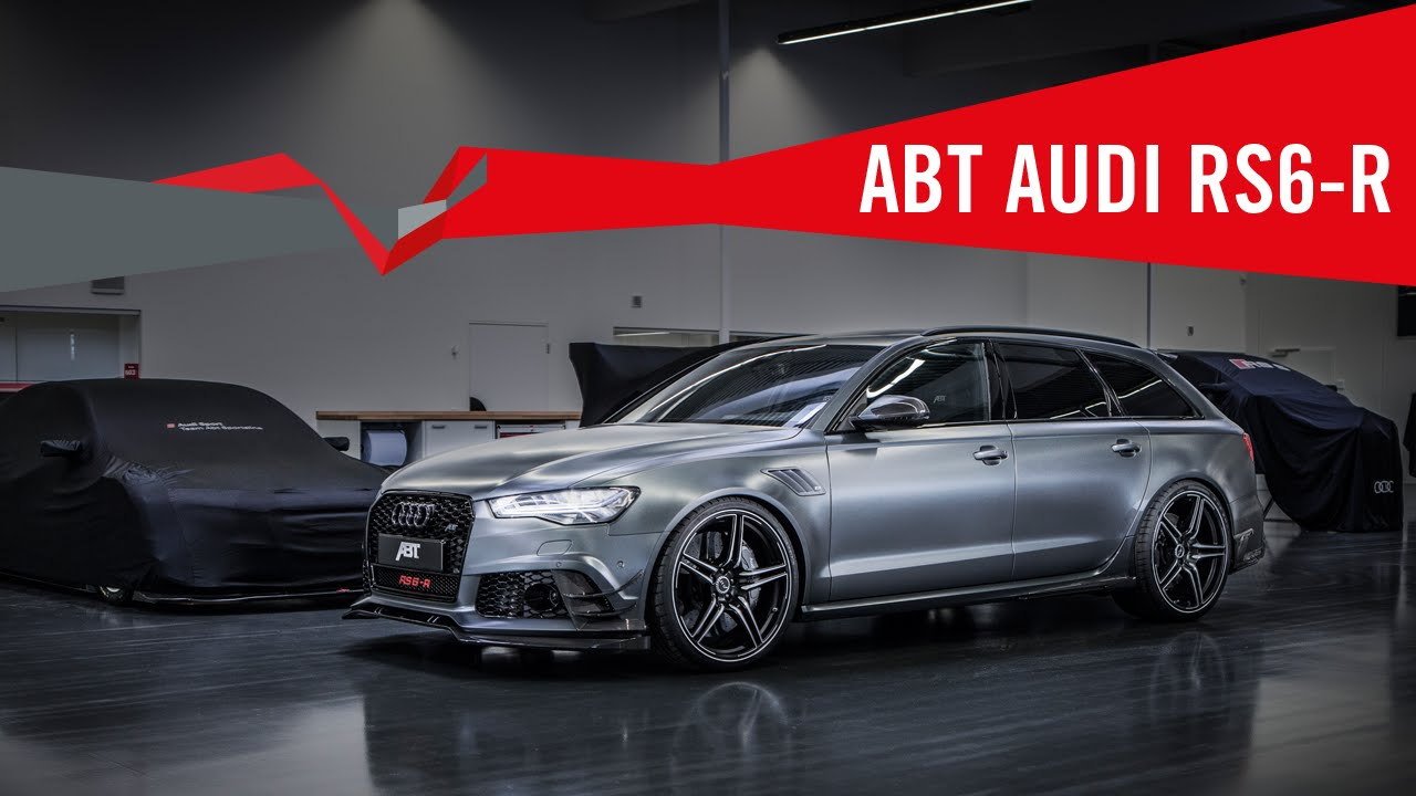 abt audi rs6 r 730 ps hp 920 nm 0 100 km h 3 3 sec youtube. Black Bedroom Furniture Sets. Home Design Ideas