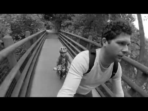 GoPro Hero 3 and Cycling in Center Parcs Sherwood Forest