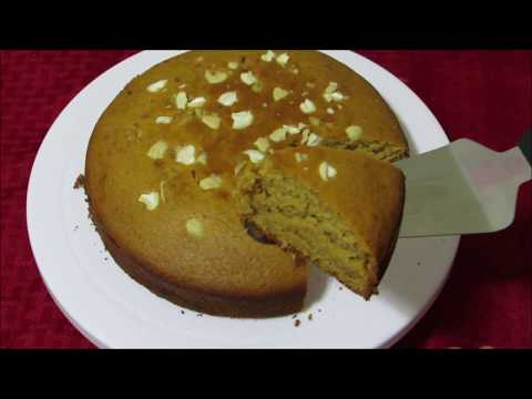 Eggless Wheat Jaggery Cake | Kids favorite cake | Whole wheat cake | NO Maida Sugar Butter