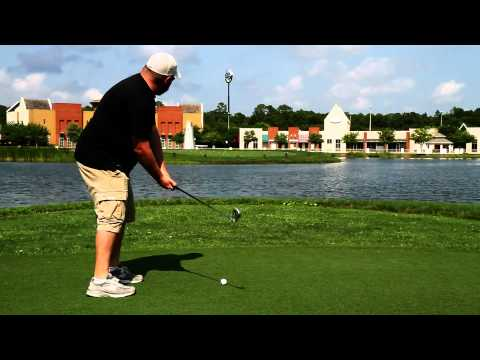 Challenge Hole @ World Golf Hall of Fame