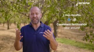 Fertilizing during rainy season | Netafim