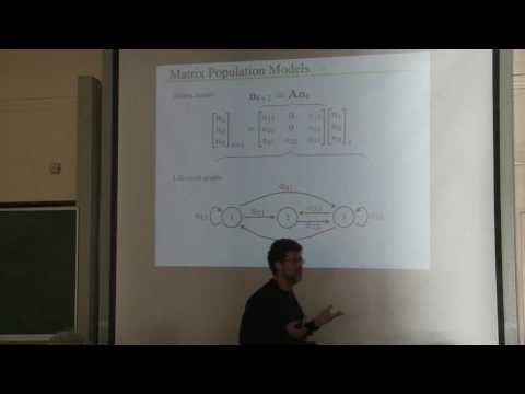 GCI2016: Mini-course 4: Structured dynamical models for biological invasions - Lecture 1: Mark Lewis