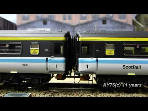 Improving The Close Coupling - Oxford Rail MK3a Coaches