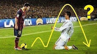 5 Veces Que Lionel Messi HUMILLO a Cristiano Ronaldo thumbnail