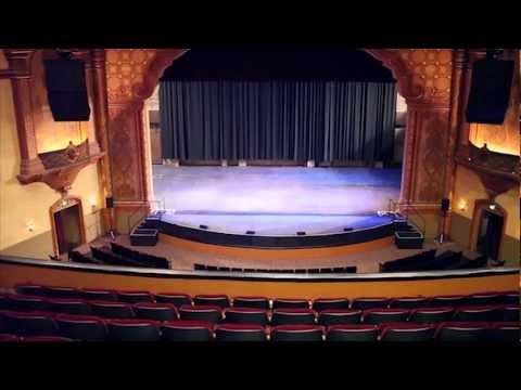 Bob Hope Fox Theatre  Downtown Stockton, CA