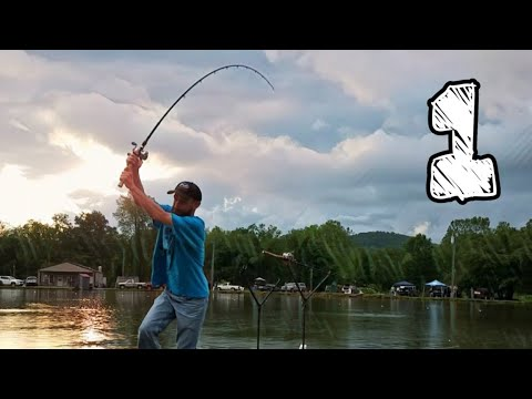 How To- Carp Fishing American Style Ep.1 (paylakes)