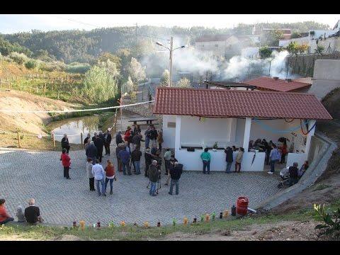 Inauguração das obras de requalificação da Fonte do Vale   Urqueira