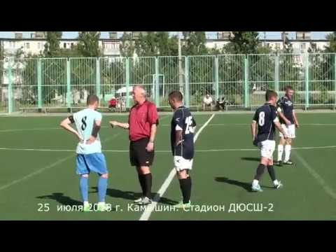 """Старт-85"" Петров вал  -  "" Волгоград""   Волгоград   2-1"