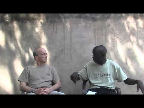Interview in S. Sudan about the LRA and Joseph Kony