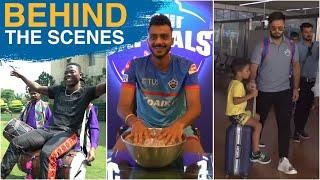 Delhi Capitals - Behind The Scenes