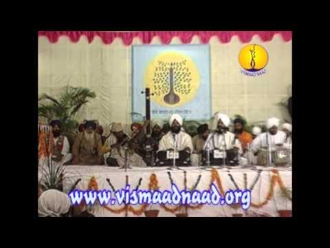 """AGSS 1997 """" Raag Dhanasari Partaal - Bhai Gurmeet Singh Ji shant"""