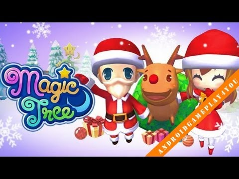 Magic Tree by Com2uS Android Game Gameplay [Game For Kids]