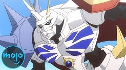 Top 10 Digimon Fusions