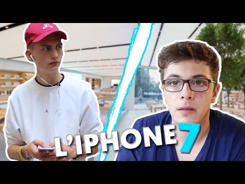 Thumbnail: L'IPHONE 7 ! - Feat. TIM