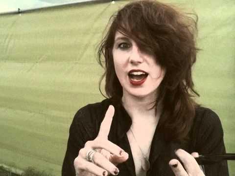 Kerrang! Radio: Danielle Perry @ Glastonbury 2011 - Part 2