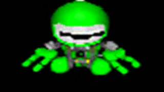 Atomic Bomberman - Unused Animations